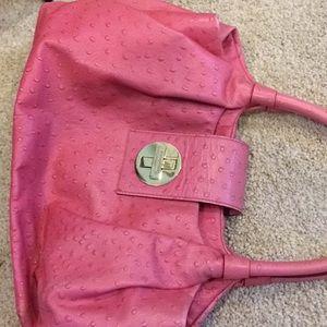 Pink Kate Spade hand bag